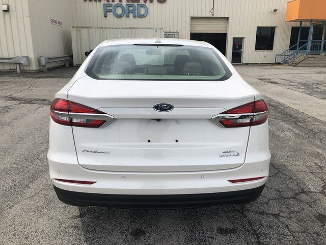 2019 Ford Fusion Hybrid SEL 4 Door Sedan FWD