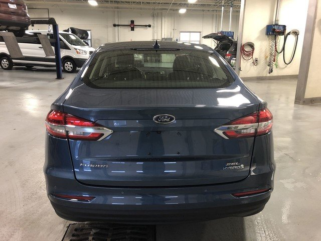 2019 Ford Fusion Hybrid SEL Sedan 4 Door FWD