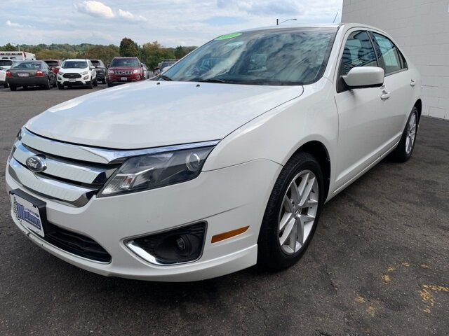 2012 Ford Fusion SEL 2.5L 4-Cylinder Engine FWD Sedan 4 Door Automatic