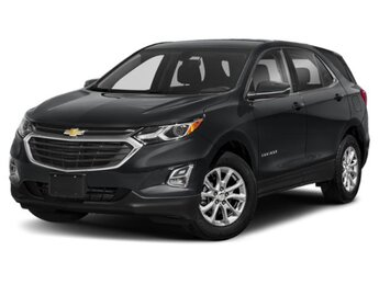 2020 Chevrolet Equinox LT FWD SUV 4 Door