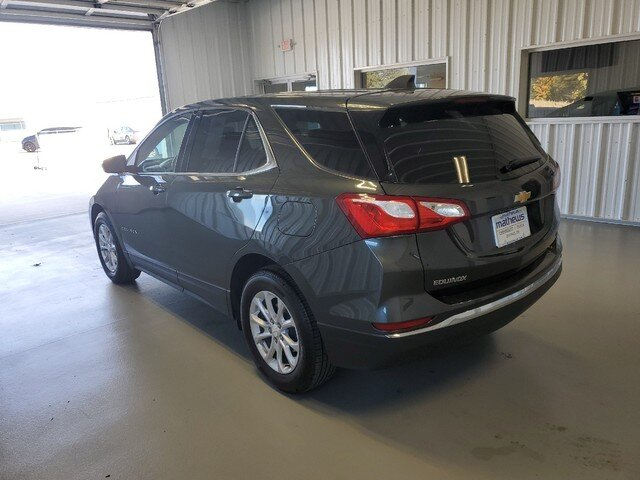 2020 Chevrolet Equinox LT Automatic SUV 1.5L Turbo DOHC 4-Cyl SIDI VVT Engine