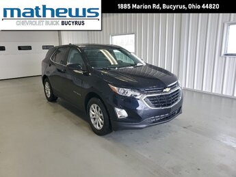 2021 Chevrolet Equinox LT SUV 1.5L Turbo DOHC 4-Cyl SIDI VVT Engine 4 Door