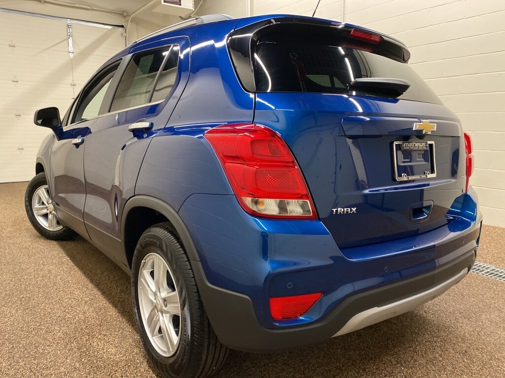 2020 G6o Chevrolet Trax LT 4 Door ECOTEC 1.4L I4 SMPI DOHC Turbocharged VVT Engine FWD Automatic