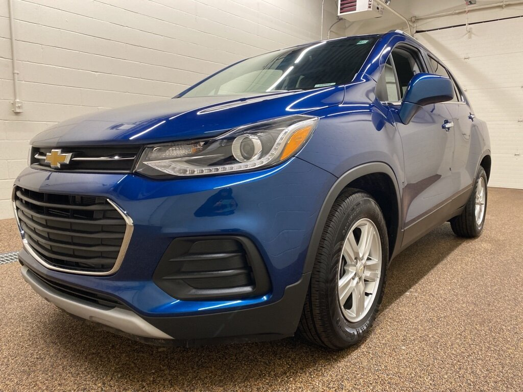 2020 Chevrolet Trax LT SUV 4 Door Automatic ECOTEC 1.4L I4 SMPI DOHC Turbocharged VVT Engine FWD