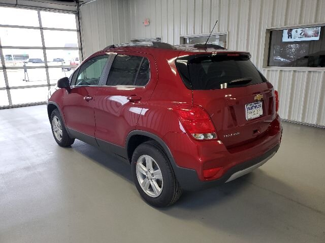 2020 Chevrolet Trax LT SUV Ecotec Turbo 1.4L VVT DOHC 4-Cyl Sequential MFI Engine AWD 4 Door
