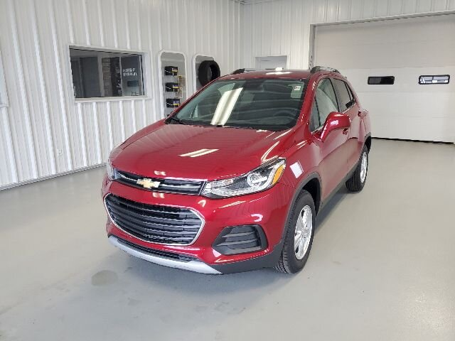 2020 Chevrolet Trax LT Ecotec Turbo 1.4L VVT DOHC 4-Cyl Sequential MFI Engine 4 Door AWD SUV Automatic
