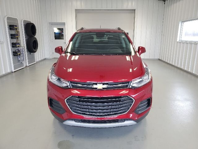2020 Chevrolet Trax LT 4 Door SUV Ecotec Turbo 1.4L VVT DOHC 4-Cyl Sequential MFI Engine