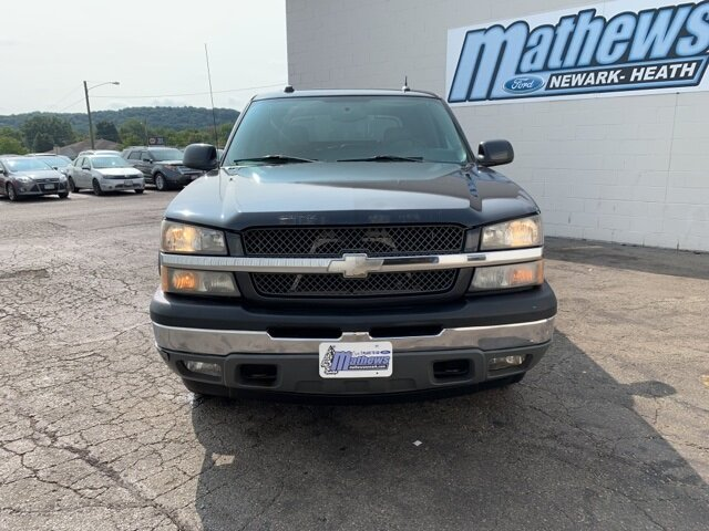 2005 Dark Gray Metallic Chevrolet Avalanche Z71 Truck 4 Door 5.3L 8-Cylinder Engine