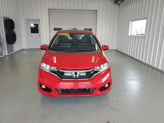 2018 Honda Fit EX-L 1.5L 4-Cyl Engine 4 Door Automatic