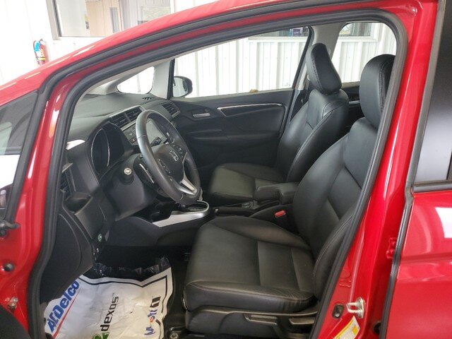 2018 Honda Fit EX-L Automatic Hatchback 4 Door FWD 1.5L 4-Cyl Engine