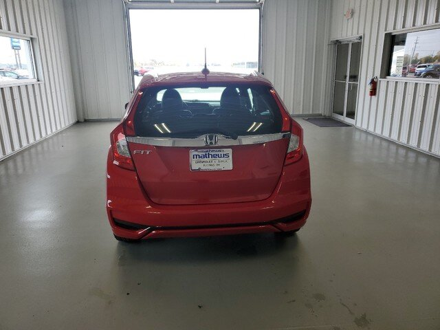 2018 Honda Fit EX-L 1.5L 4-Cyl Engine Hatchback FWD Automatic