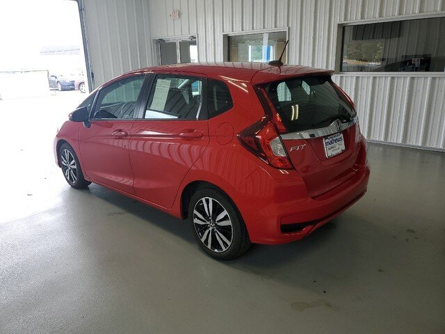 2018 Honda Fit EX-L Automatic Hatchback 4 Door