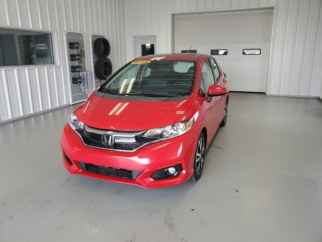 2018 Honda Fit EX-L Automatic 4 Door 1.5L 4-Cyl Engine FWD Hatchback