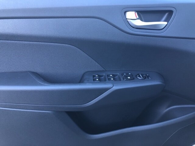 2021 Forge Gray Hyundai Accent SE 1.6L DOHC Engine 4 Door FWD Automatic