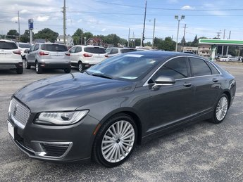 2017 Lincoln MKZ Reserve Sedan Automatic 2.0L Gtdi I-4 Engine