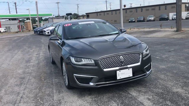 2017 Lincoln MKZ Reserve FWD Sedan 2.0L Gtdi I-4 Engine 4 Door