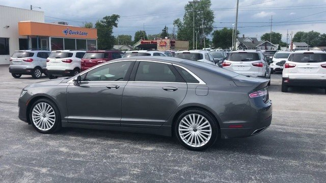 2017 Lincoln MKZ Reserve Sedan 4 Door 2.0L Gtdi I-4 Engine FWD Automatic
