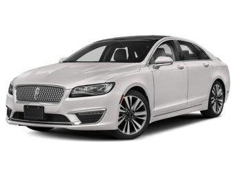 2019 Lincoln MKZ Reserve II Car 4 Door AWD