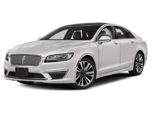 2019 White Platinum Metallic Tri-Coat Lincoln MKZ Reserve II Sedan AWD 4 Door Automatic
