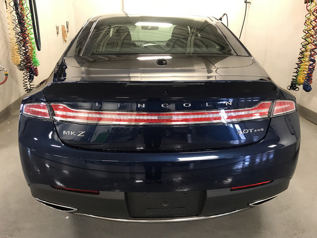 2017 Lincoln MKZ Reserve Automatic 3.0L V6 Cylinder Engine AWD 4 Door Sedan