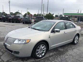 2010 Smoke Stone Metallic Lincoln MKZ FWD Automatic 4 Door Sedan 3.5L DOHC 24-Valve V6 Duratec Engine