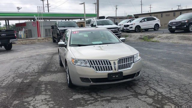 2010 Lincoln MKZ Sedan 3.5L DOHC 24-Valve V6 Duratec Engine Automatic 4 Door