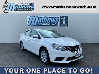 2019 Nissan Sentra SV FWD Automatic (CVT) Sedan 4 Door