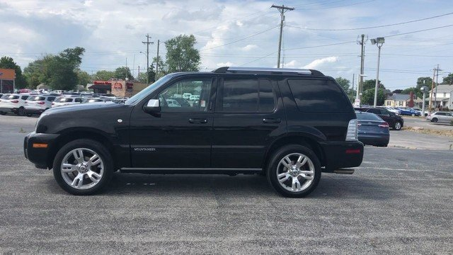 2009 Mercury Mountaineer Premier Automatic 4 Door AWD SUV