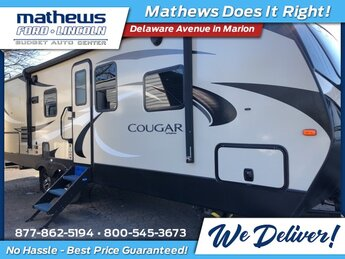 2019 Keystone Cougar 27RES TRAVEL TRAILER Automatic