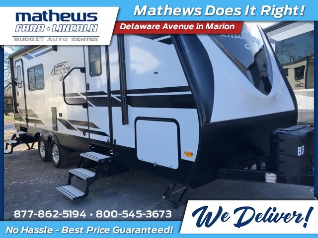 2019 White Grand Design Imagine M-2250RK Automatic TRAVEL TRAILER