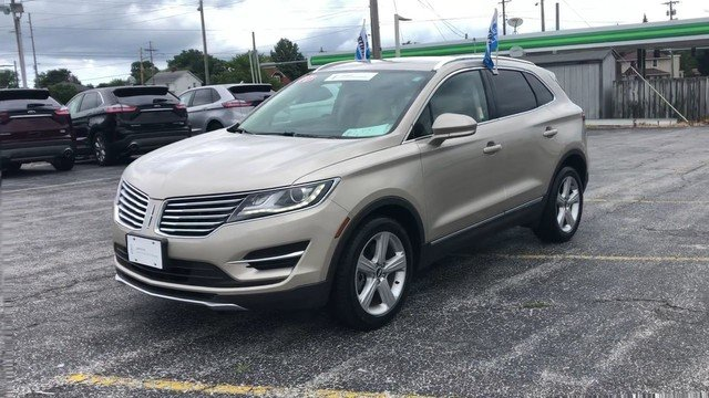 2017 Lincoln MKC Premiere 4 Door SUV FWD Automatic 2.0L 4-Cyl Engine