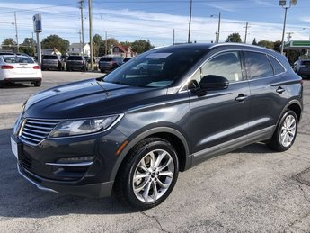 2015 Smoked Quartz Metallic Tinted Clearcoat Lincoln MKC SUV AWD 4 Door 2.0L Ecoboost Engine