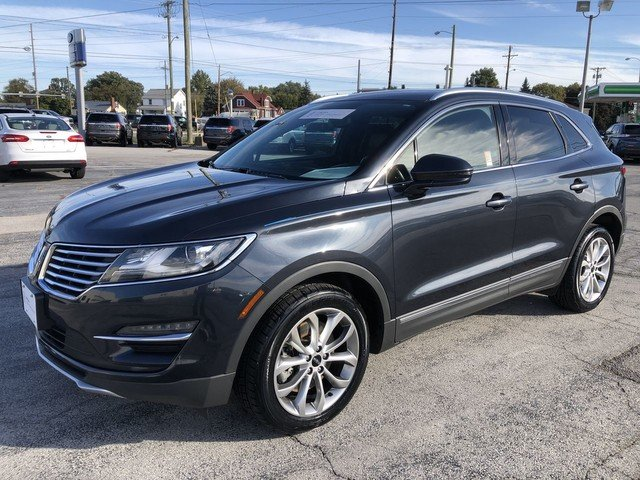 2015 Lincoln MKC AWD Automatic 4 Door