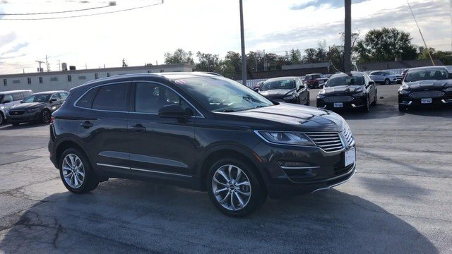 2015 Smoked Quartz Metallic Tinted Clearcoat Lincoln MKC 2.0L Ecoboost Engine SUV 4 Door