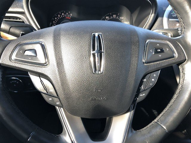 2015 Lincoln MKC 4 Door AWD Automatic SUV