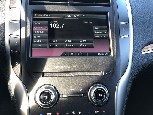 2015 Lincoln MKC 4 Door AWD SUV 2.0L Ecoboost Engine