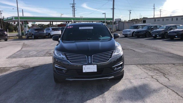 2015 Smoked Quartz Metallic Tinted Clearcoat Lincoln MKC 2.0L Ecoboost Engine AWD SUV