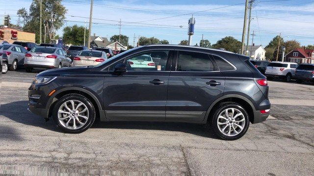 2015 Smoked Quartz Metallic Tinted Clearcoat Lincoln MKC AWD 4 Door Automatic SUV