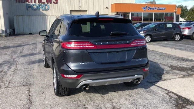 2015 Lincoln MKC AWD 4 Door Automatic SUV 2.0L Ecoboost Engine