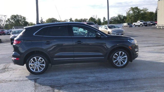 2015 Smoked Quartz Metallic Tinted Clearcoat Lincoln MKC 4 Door SUV Automatic AWD