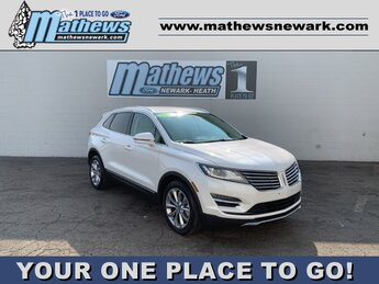 2017 WHITE_PLATINUM Lincoln MKC Select 4 Door Automatic SUV FWD