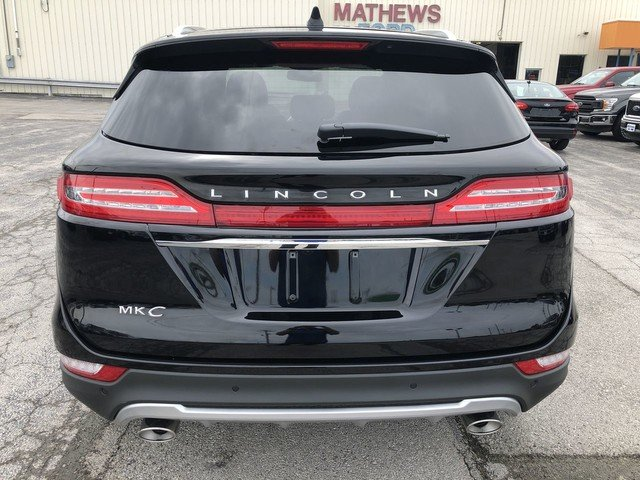2019 Infinite Black Metallic Lincoln MKC Select SUV 4 Door AWD