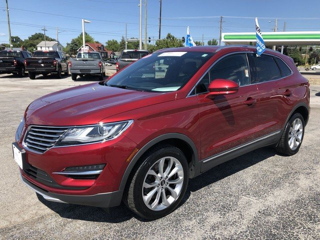 2017 Lincoln MKC Select Automatic 2.0L 4-Cyl Engine SUV