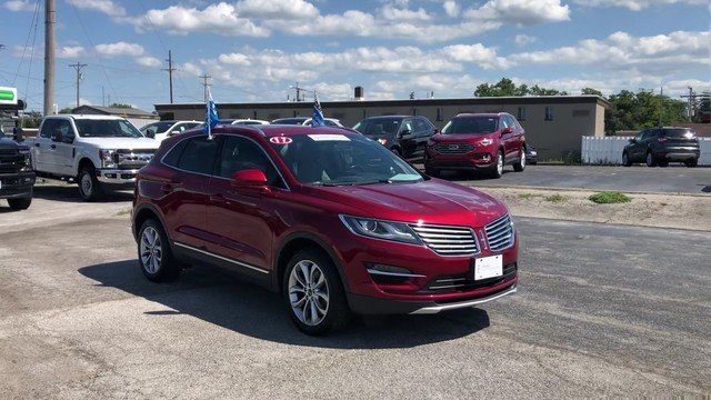 2017 Lincoln MKC Select SUV 4 Door Automatic 2.0L 4-Cyl Engine AWD