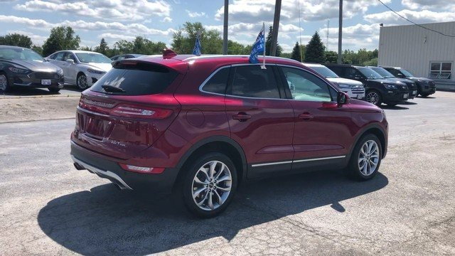 2017 Lincoln MKC Select SUV 2.0L 4-Cyl Engine Automatic 4 Door