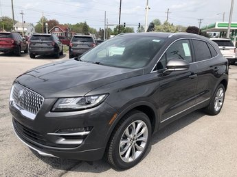 2019 GREY Lincoln MKC Select SUV 4 Door AWD
