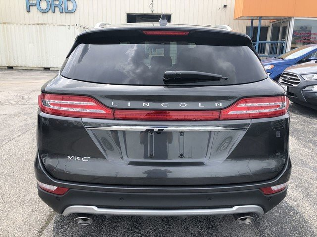 2019 GREY Lincoln MKC Select AWD 4 Door SUV