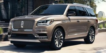 2019 Lincoln Navigator Reserve 4X4 3.5 L 6-Cylinder Engine 4 Door