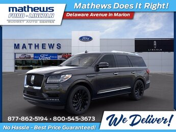 2020 Lincoln Navigator Reserve 4 Door SUV 4X4 Automatic V6 Engine