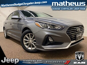 2018 Hyundai Sonata SE 2.4L I4 DGI DOHC 16V LEV3-ULEV70 185hp Engine Car 4 Door